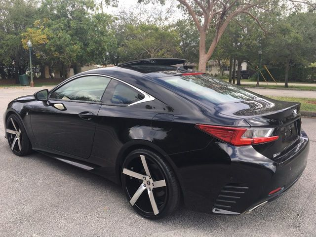 2015 used lexus rc 350 rc 350 f sport at a luxury autos serving miramar fl iid 15667500. Black Bedroom Furniture Sets. Home Design Ideas