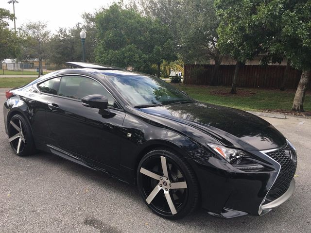 2017 Lexus Rc 350 F Sport Click To See Full Size Photo
