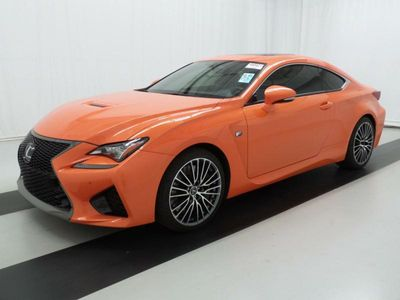 2015 Lexus RC F 2dr Coupe - Click to see full-size photo viewer