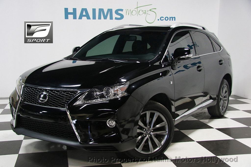 2015 Lexus RX 350 Base Trim - 16711060 - 0