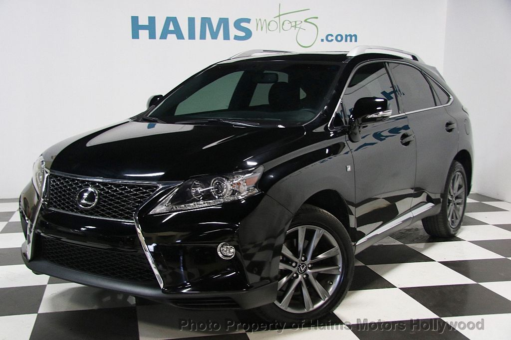 2015 Used Lexus RX 350 at Haims Motors Serving Fort Lauderdale ...