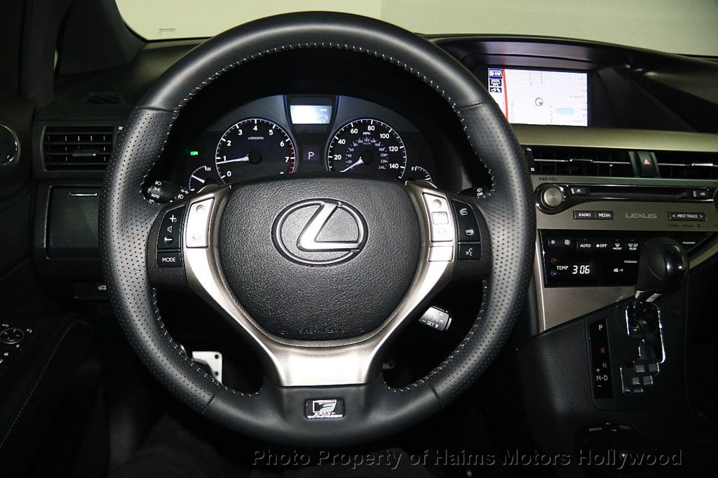 2015 Lexus RX 350 Base Trim - 16711060 - 30