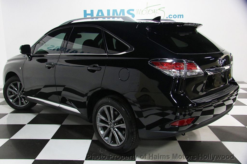 2015 Lexus RX 350 Base Trim - 16711060 - 4