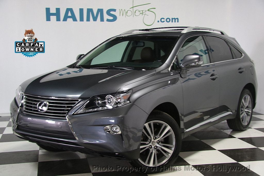 2015 Used Lexus RX 350 at Haims Motors Serving Fort ...