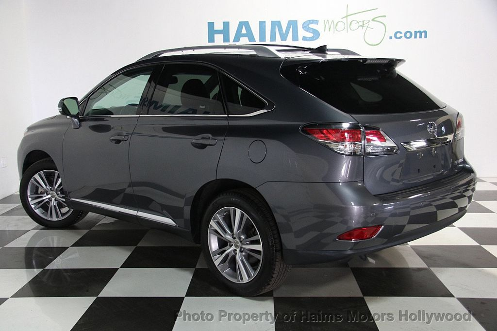 2015 Used Lexus RX 350 at Haims Motors Hollywood Serving Fort