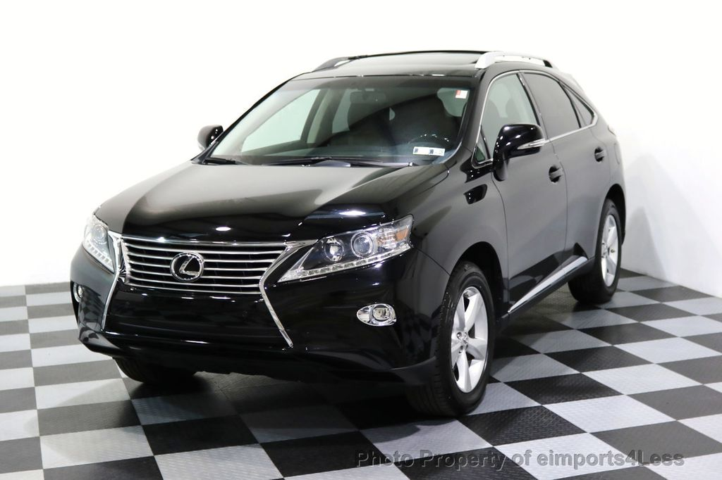 2015 Lexus RX 350 CERTIFIED RX350 AWD Blind Spot CAMERA NAVI - 17251538 - 0
