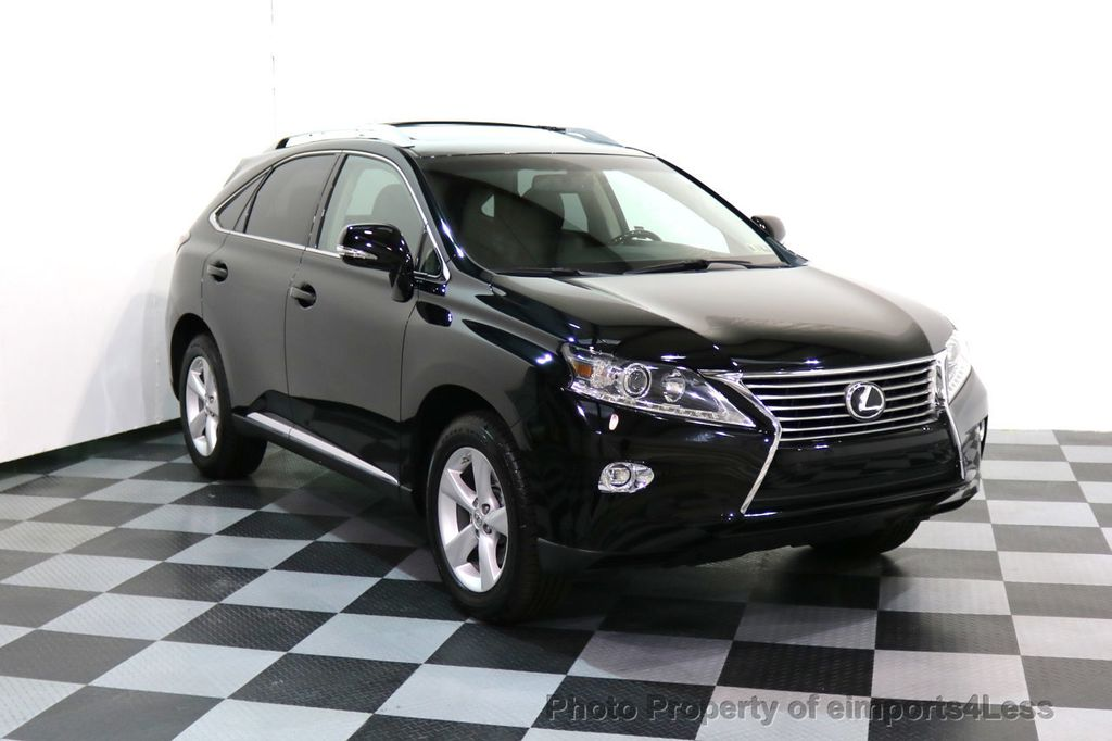 2015 Lexus RX 350 CERTIFIED RX350 AWD Blind Spot CAMERA NAVI - 17251538 - 14