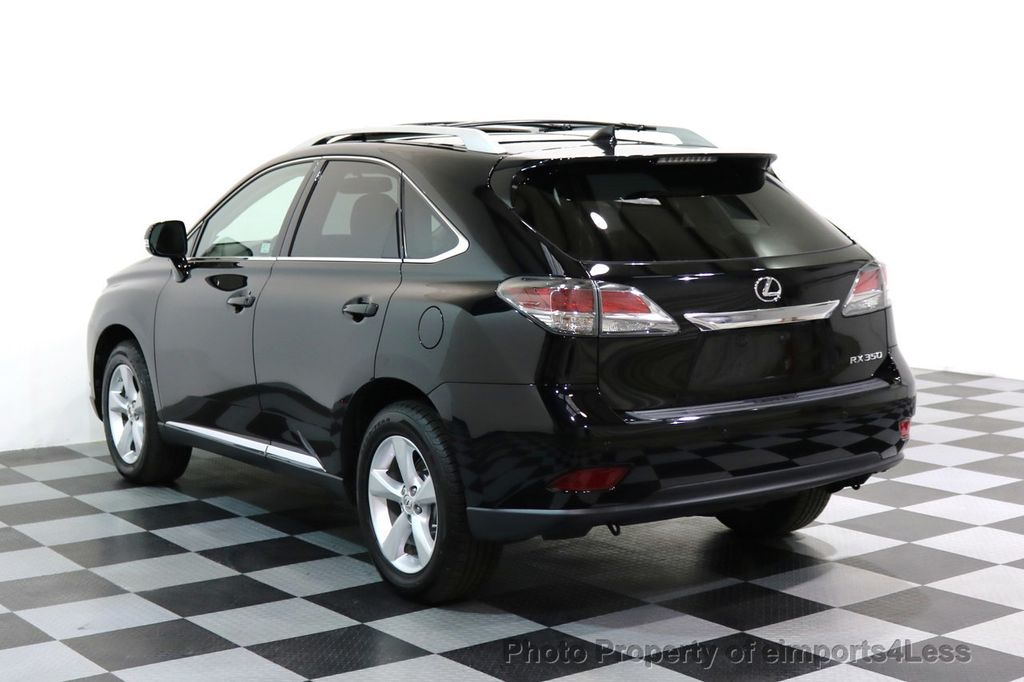 2015 Lexus RX 350 CERTIFIED RX350 AWD Blind Spot CAMERA NAVI - 17251538 - 15