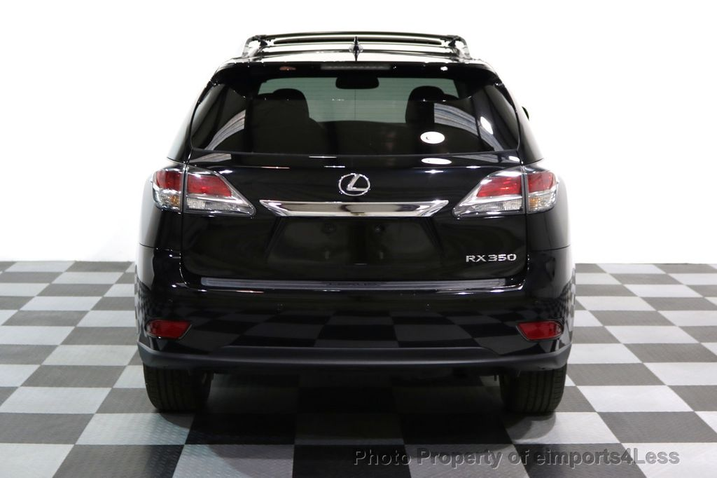 2015 Lexus RX 350 CERTIFIED RX350 AWD Blind Spot CAMERA NAVI - 17251538 - 16