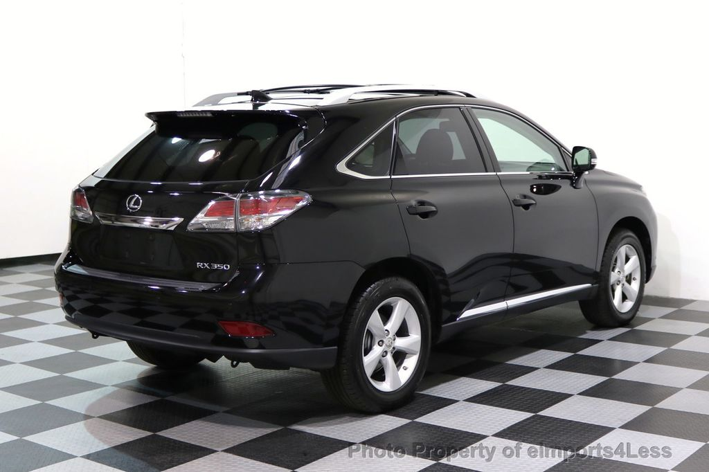 2015 Lexus RX 350 CERTIFIED RX350 AWD Blind Spot CAMERA NAVI - 17251538 - 17