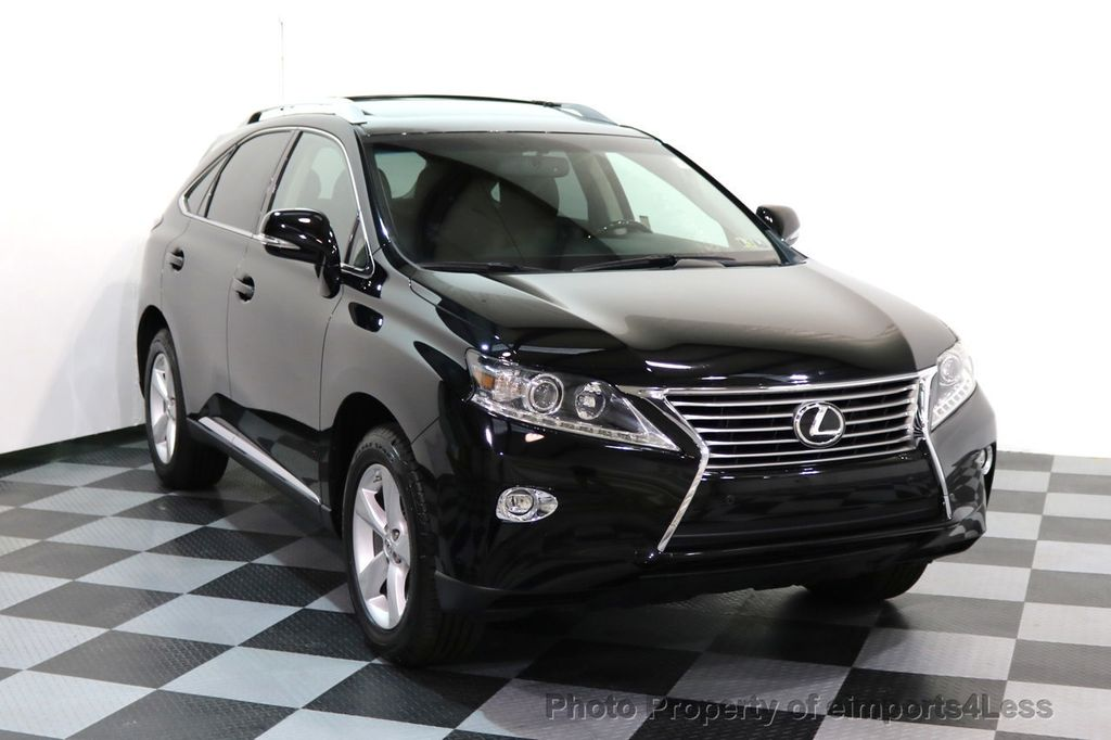 2015 Lexus RX 350 CERTIFIED RX350 AWD Blind Spot CAMERA NAVI - 17251538 - 1