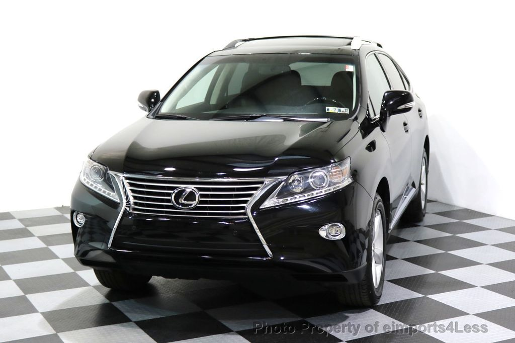 2015 Lexus RX 350 CERTIFIED RX350 AWD Blind Spot CAMERA NAVI - 17251538 - 25