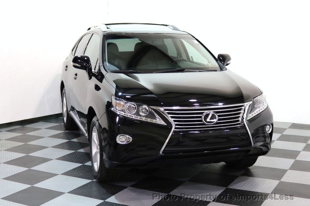 2015 Lexus RX 350 CERTIFIED RX350 AWD Blind Spot CAMERA NAVI - 17251538 - 26