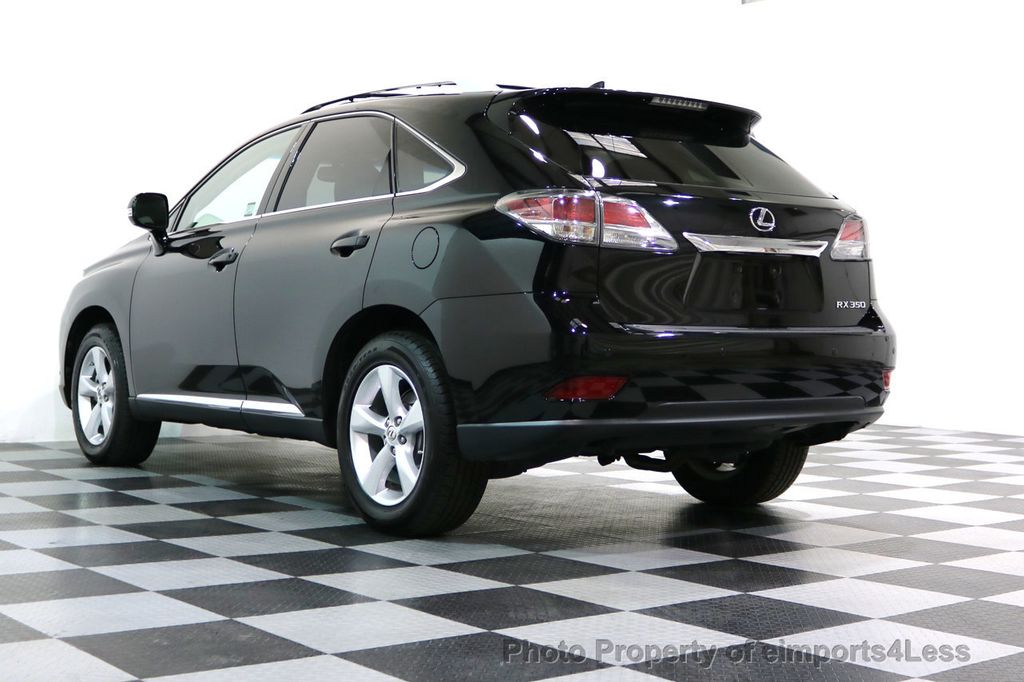 2015 Lexus RX 350 CERTIFIED RX350 AWD Blind Spot CAMERA NAVI - 17251538 - 27