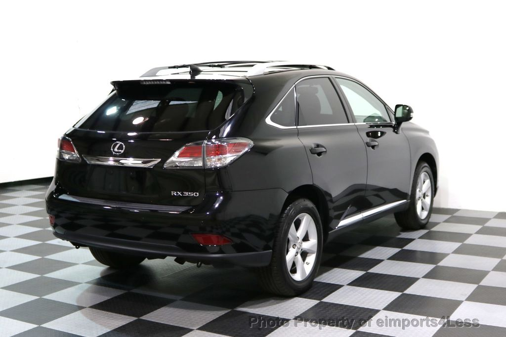 2015 Lexus RX 350 CERTIFIED RX350 AWD Blind Spot CAMERA NAVI - 17251538 - 3