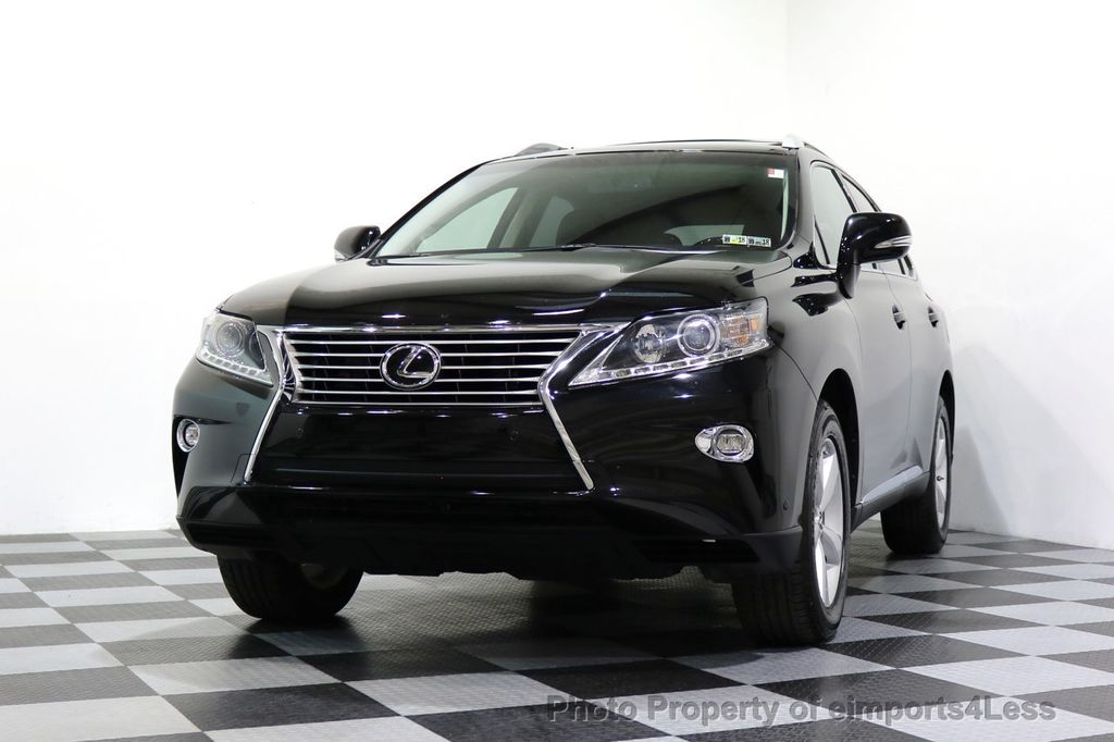 2015 Lexus RX 350 CERTIFIED RX350 AWD Blind Spot CAMERA NAVI - 17251538 - 39