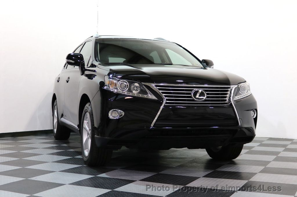 2015 Lexus RX 350 CERTIFIED RX350 AWD Blind Spot CAMERA NAVI - 17251538 - 40