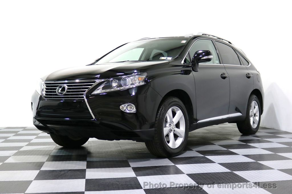 2015 Lexus RX 350 CERTIFIED RX350 AWD Blind Spot CAMERA NAVI - 17251538 - 50