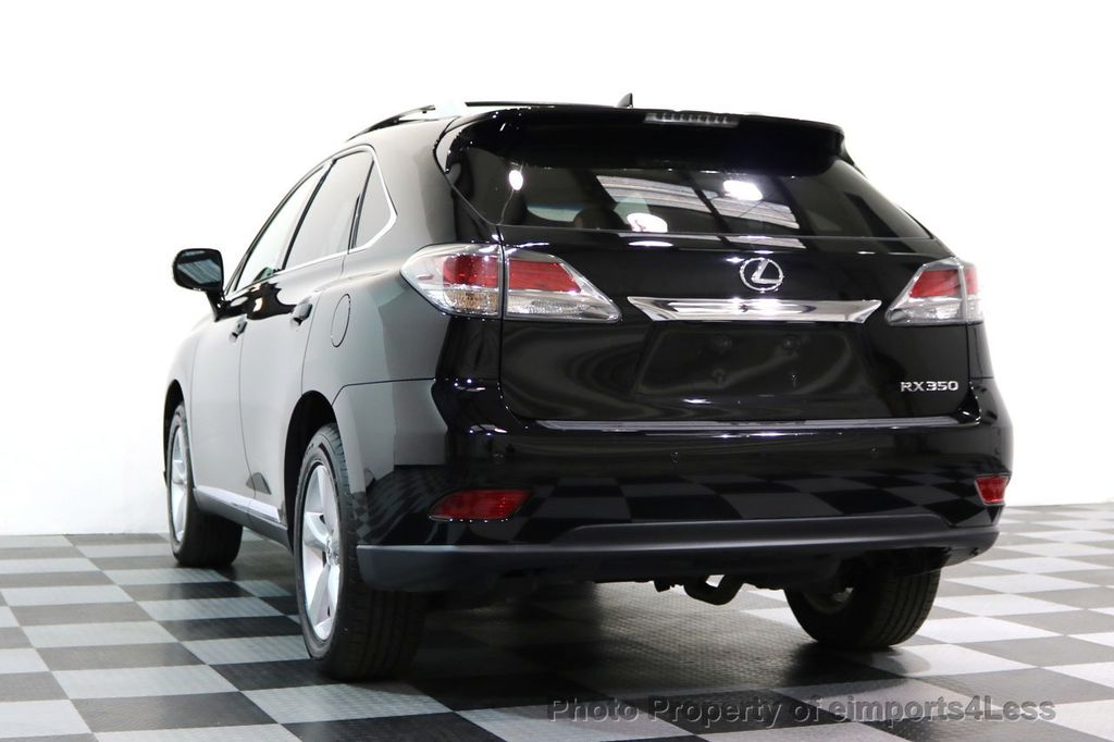 2015 Lexus RX 350 CERTIFIED RX350 AWD Blind Spot CAMERA NAVI - 17251538 - 51
