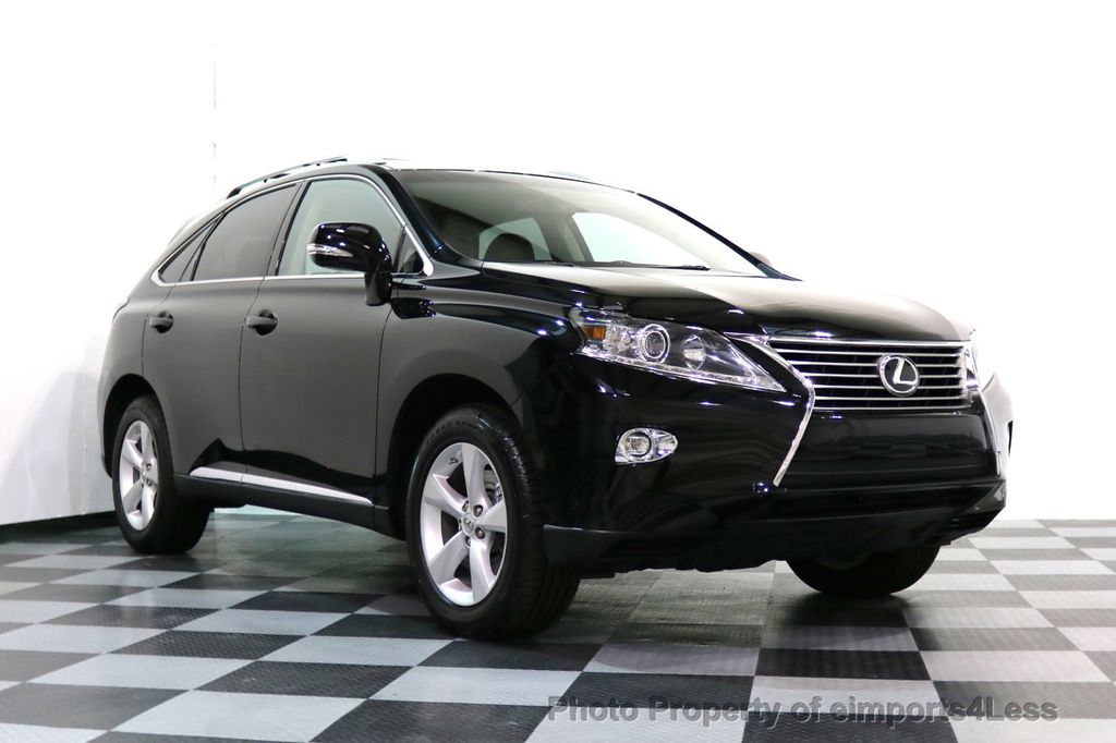 2015 Lexus RX 350 CERTIFIED RX350 AWD Blind Spot CAMERA NAVI - 17251538 - 53