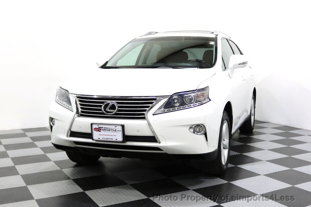 2015 Lexus RX 350 CERTIFIED RX350 AWD BLIND SPOT CAMERA NAVIGATION - 17975136 - 24