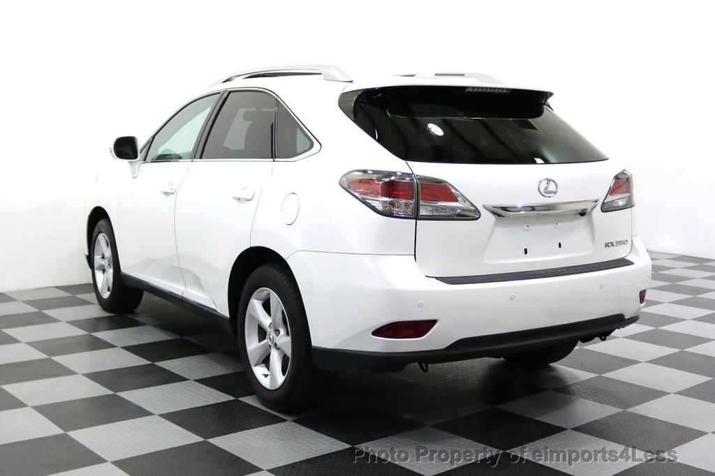 2015 Lexus RX 350 CERTIFIED RX350 AWD BLIND SPOT CAMERA NAVIGATION - 17975136 - 26
