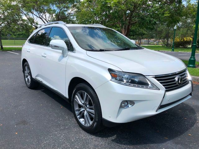 2015 Lexus RX 350 FWD 4dr - Click to see full-size photo viewer