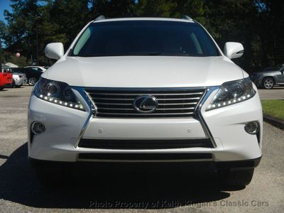 2015 Lexus RX 350 w/Premium Pkg & Blind Spot - Click to see full-size photo viewer