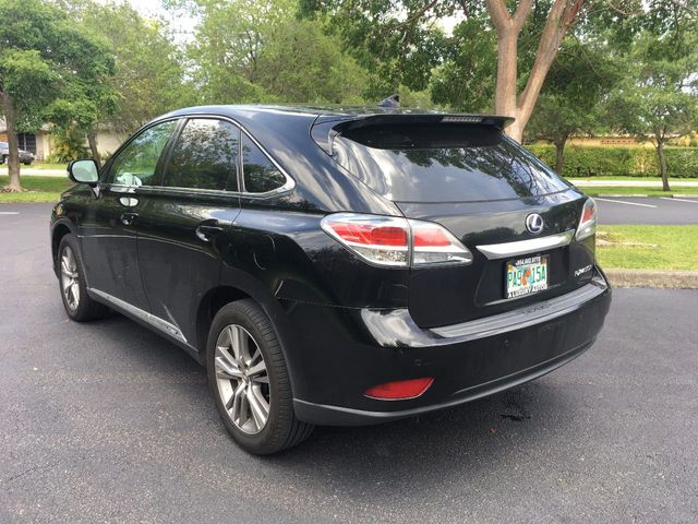 2015 Lexus RX 450h FWD 4dr - Click to see full-size photo viewer