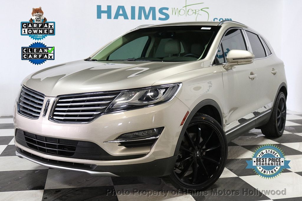 2015 Used Lincoln Mkc Fwd 4dr At Haims Motors Serving Fort