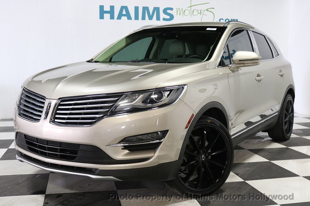 2015 Lincoln MKC FWD 4dr - 17785334 - 1