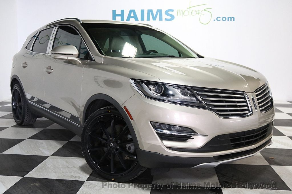 2015 Lincoln MKC FWD 4dr - 17785334 - 3