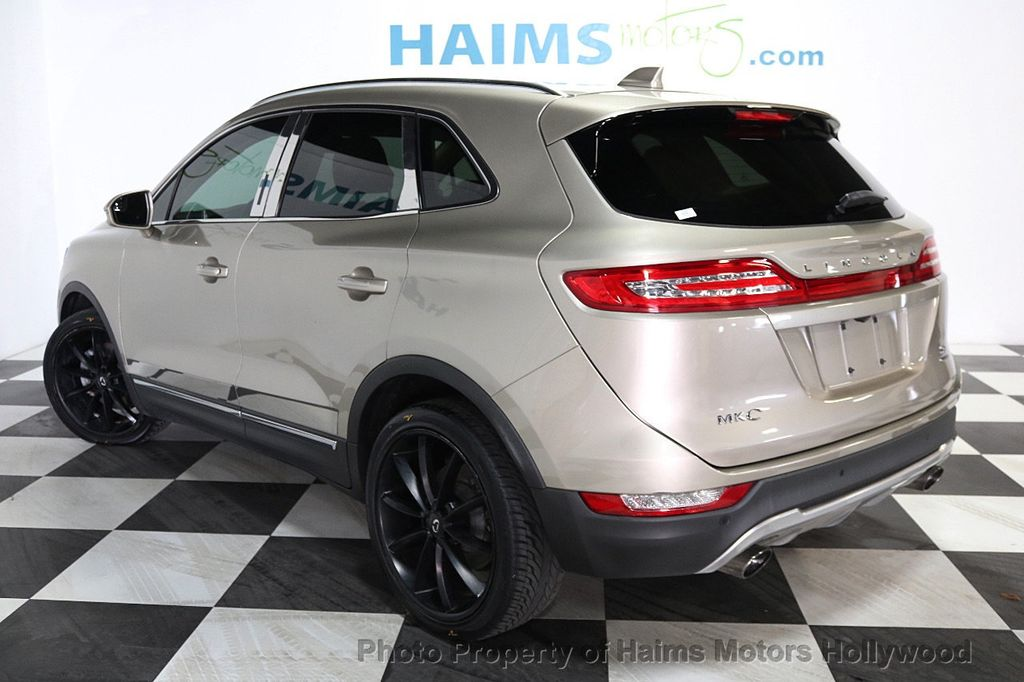 2015 Lincoln MKC FWD 4dr - 17785334 - 4