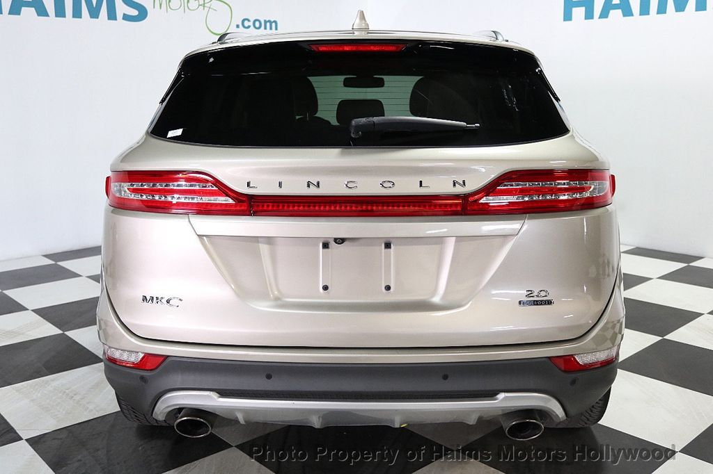 2015 Lincoln MKC FWD 4dr - 17785334 - 5