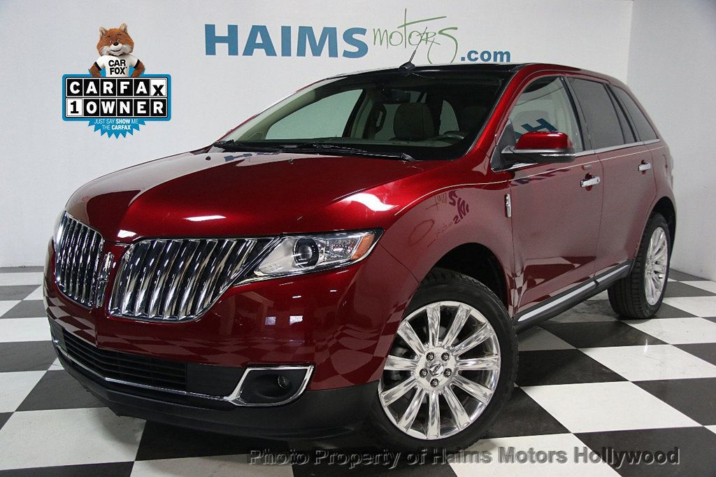 2015 used lincoln mkx fwd 4dr at haims motors serving fort lauderdale hollywood miami fl iid. Black Bedroom Furniture Sets. Home Design Ideas