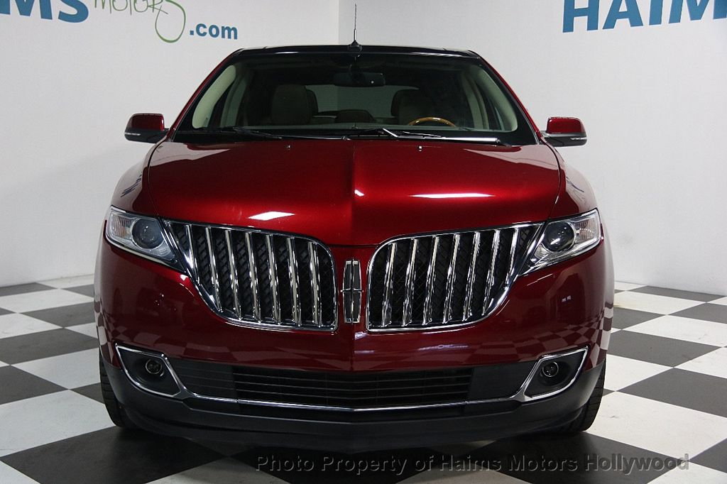 2015 used lincoln mkx fwd 4dr at haims motors hollywood. Black Bedroom Furniture Sets. Home Design Ideas