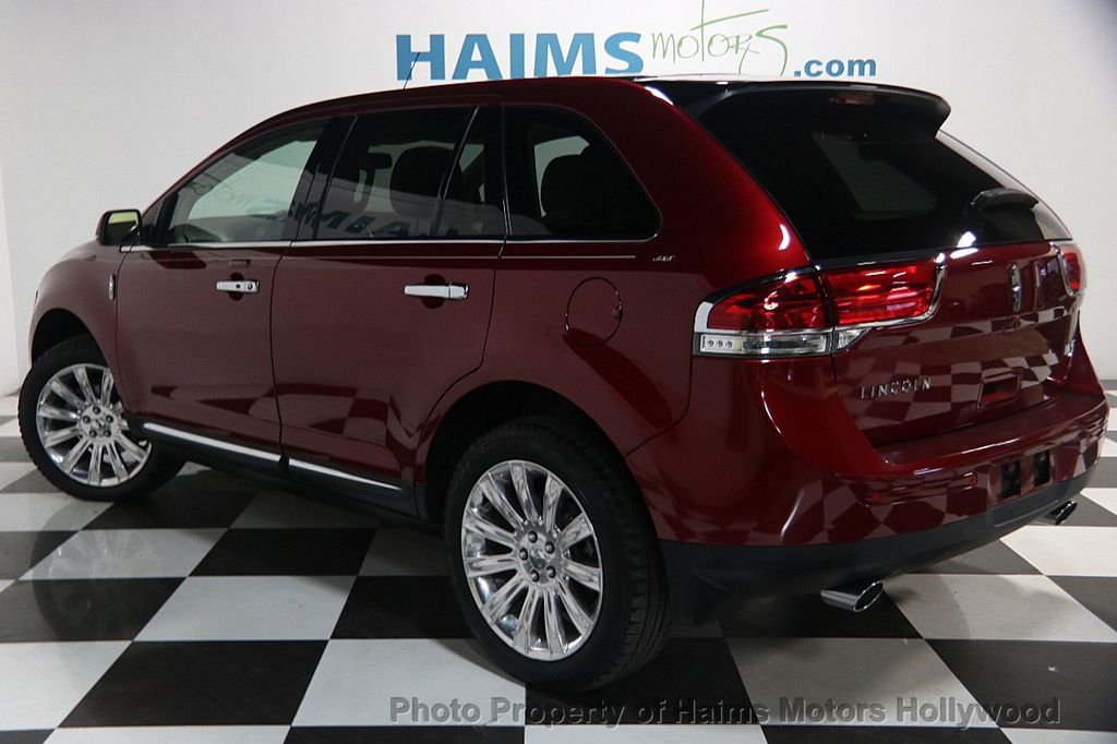 2015 used lincoln mkx fwd 4dr at haims motors ft. Black Bedroom Furniture Sets. Home Design Ideas