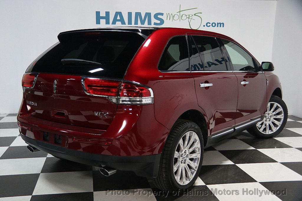 2015 used lincoln mkx fwd 4dr at haims motors serving fort. Black Bedroom Furniture Sets. Home Design Ideas