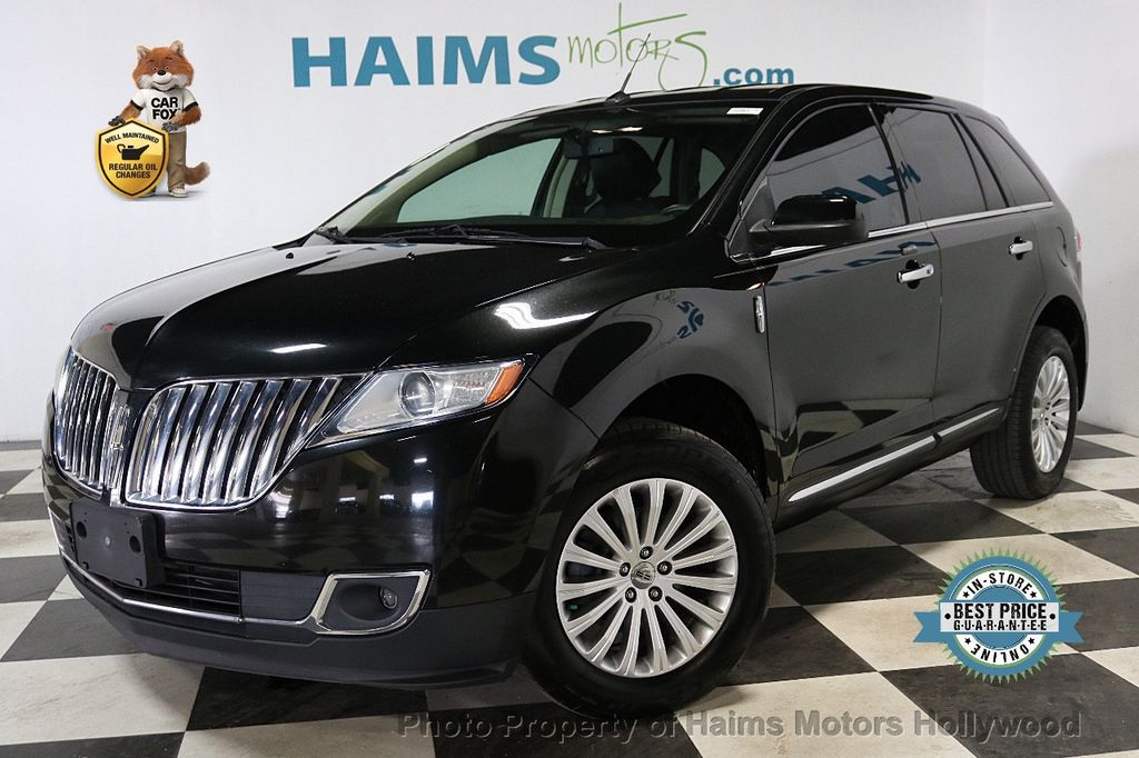 2015 Lincoln MKX FWD 4dr - 18633606 - 0