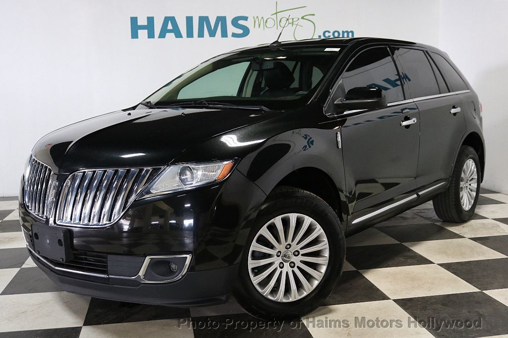 2015 Lincoln MKX FWD 4dr - 18633606 - 1