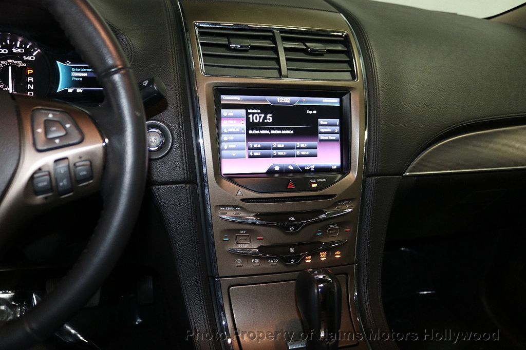 2015 Lincoln MKX FWD 4dr - 18633606 - 21