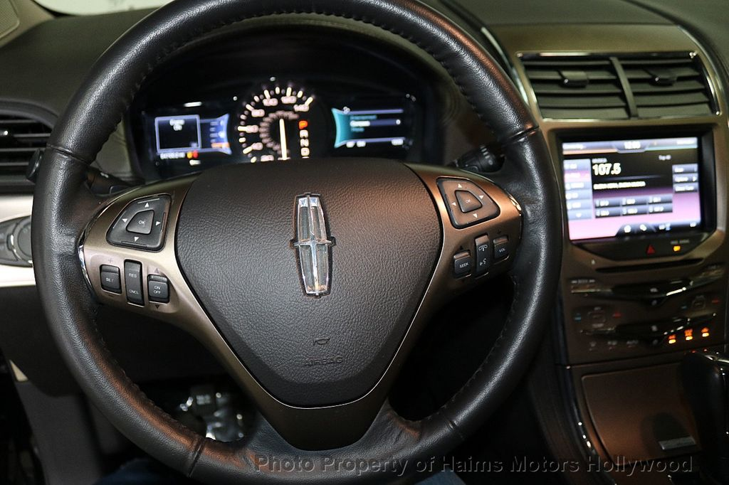2015 Lincoln MKX FWD 4dr - 18633606 - 25