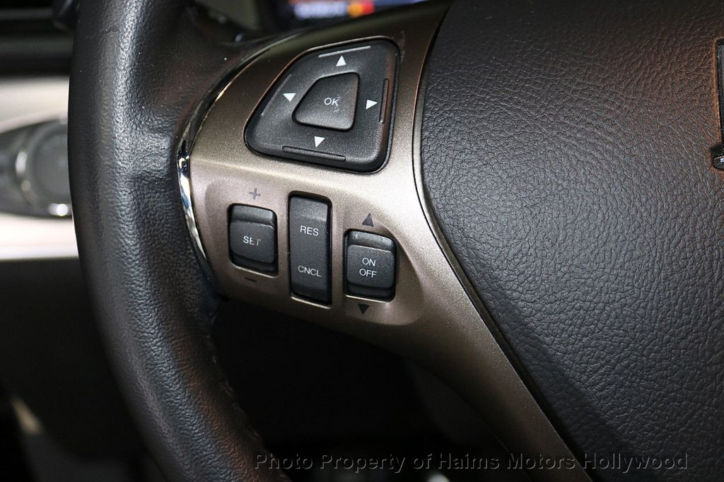 2015 Lincoln MKX FWD 4dr - 18633606 - 27