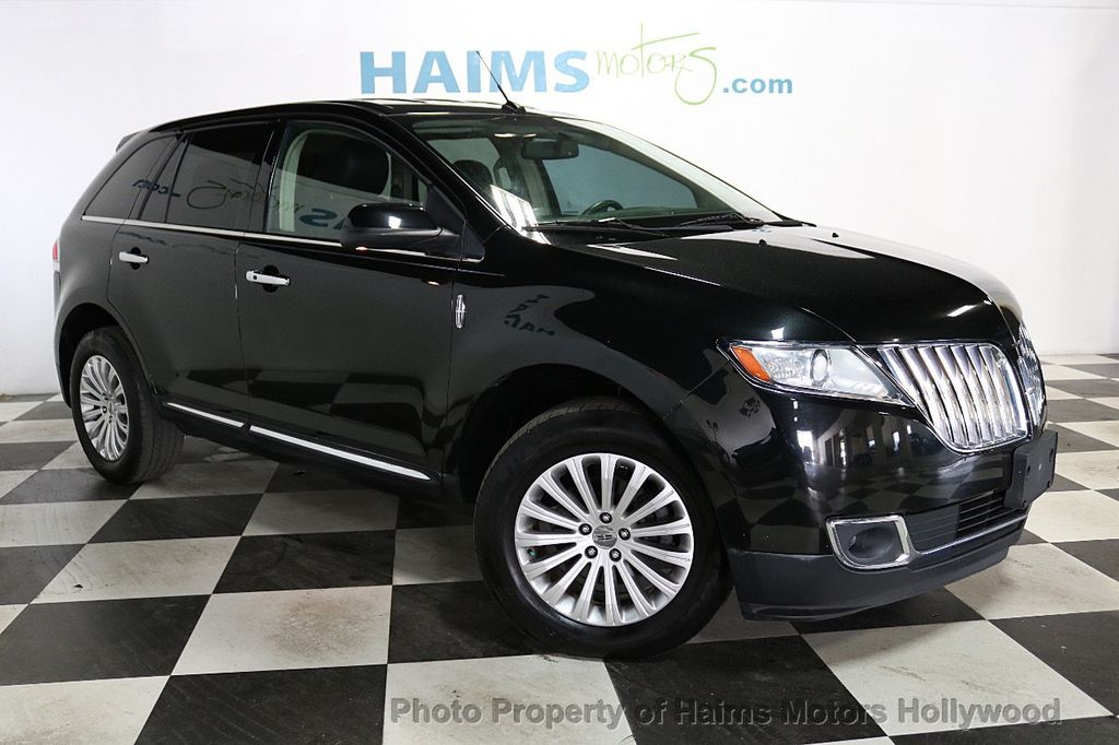 2015 Lincoln MKX FWD 4dr - 18633606 - 3