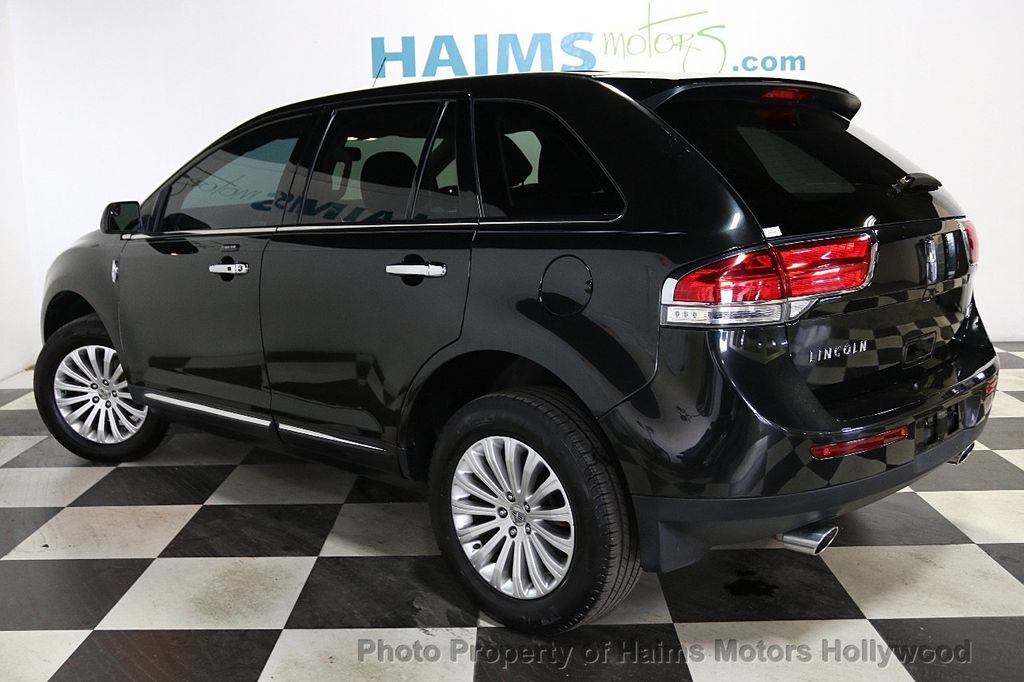 2015 Lincoln MKX FWD 4dr - 18633606 - 4