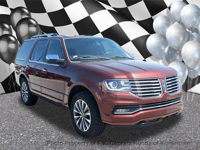 2015 Lincoln Navigator 4WD 4dr - 18618858 - 0