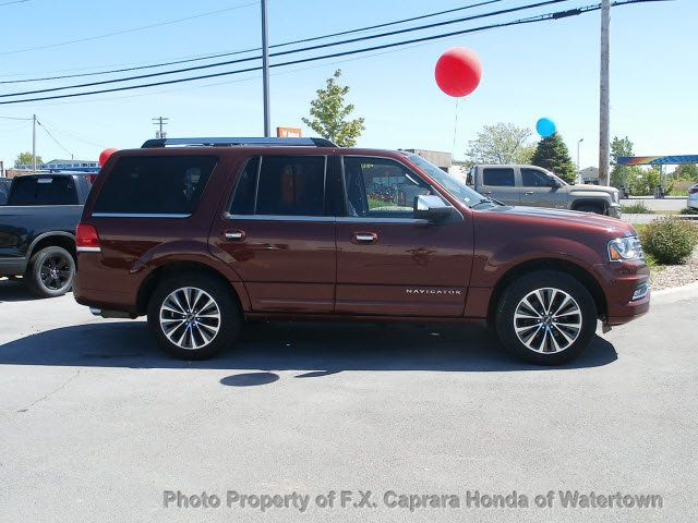 2015 Lincoln Navigator 4WD 4dr - 18618858 - 1