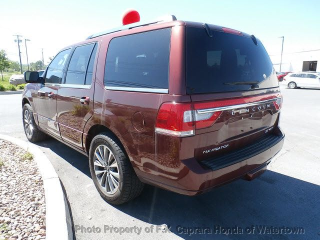 2015 Lincoln Navigator 4WD 4dr - 18618858 - 5