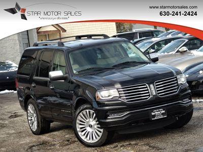 2015 Lincoln Navigator 4WD 4dr SUV