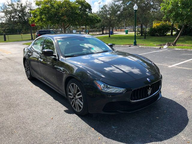 2015 Maserati Ghibli 4dr Sedan - Click to see full-size photo viewer
